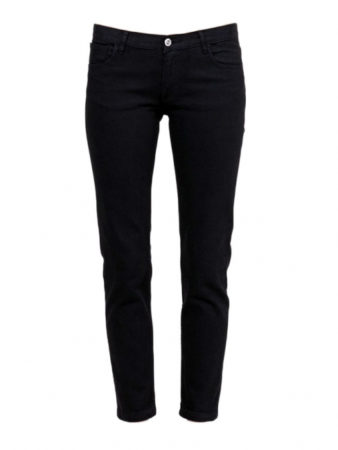 Etroit Court Black denim jeans Retail price €160 Size 27