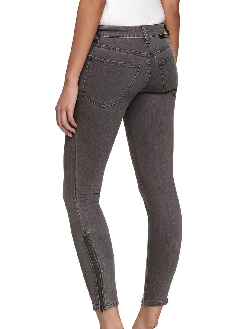 Louise Paris - STELLA MCCARTNEY Jean slim fit gris foncé Px boutique ... 138a194eb81c
