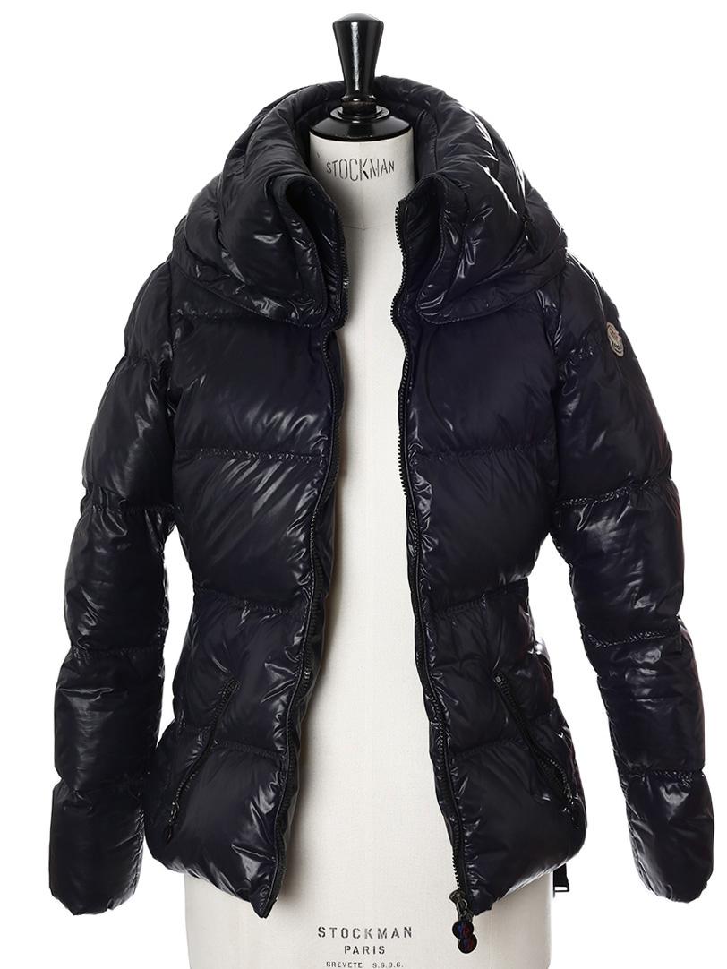 ... Veste doudoune de ski Aliso bleu nuit avec ceinture Px boutique €750  Taille 1 ... 36be3ee4b77