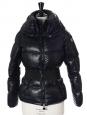 Veste doudoune de ski ALISO bleu nuit avec ceinture Prix boutique €750 Taille 1 / 36