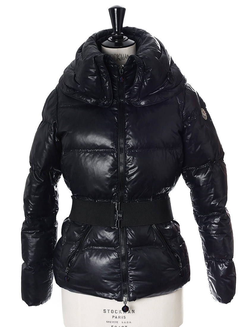 moncler paris MARRON