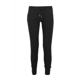 Pantalon de jogging en coton et modal noir NEUF Prix boutique 235€ Taille XS