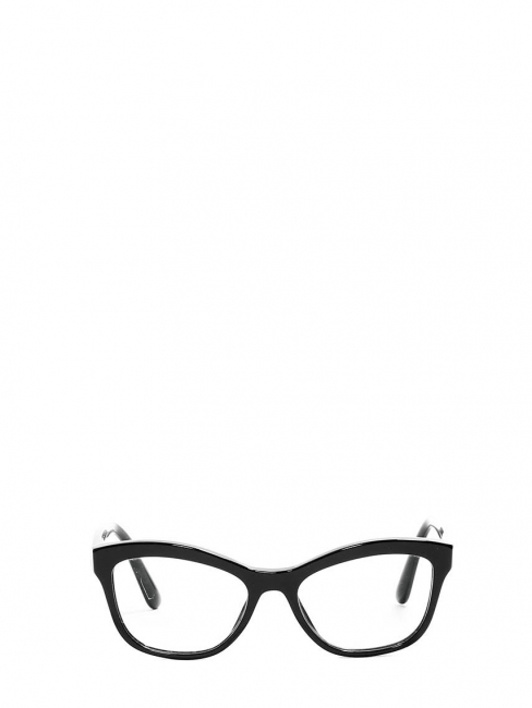 Black cat eye optical glasses Retail price €250