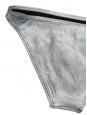 Maillot de bain deux pièces OKINAWA et SHIKOKU métallisé argent NEUF Px boutique 302€ Taille XS