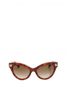 Cat eye Rockstud Havana sunglasses Retail price €280