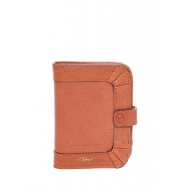 Terracotta pink leather notebook organizer planner Retail price €350