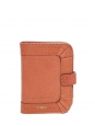 Terracotta pink leather organizer planner Retail price €350