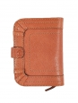 Agenda semainier en cuir grainé rose tomette Px boutique 350€