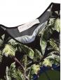 Top débardeur en soie imprimé HAWAI Px boutique 635€ Taille 36