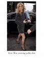 Black and white polka dot mini dress Retail price €1550 Size M