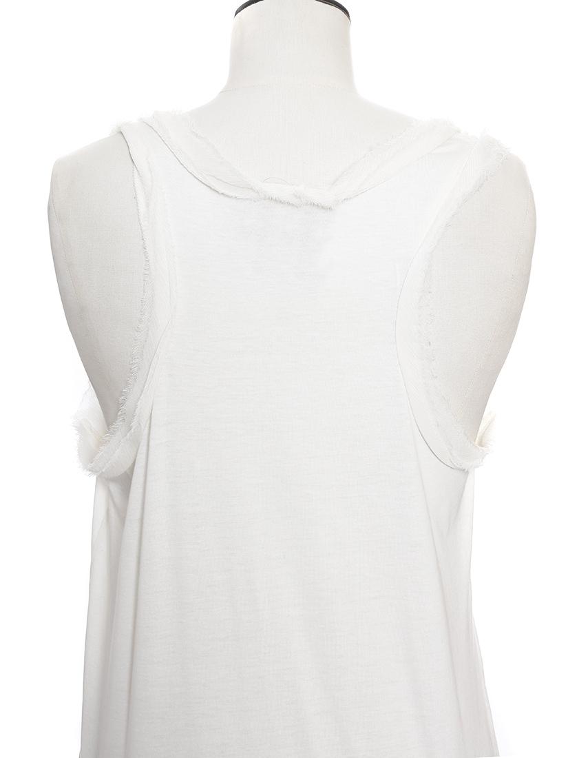 Louise Paris Lanvin Ivory White Cotton And Silk Long