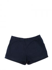 Short en coton bleu marine Px boutique 100€ Taille 36/38