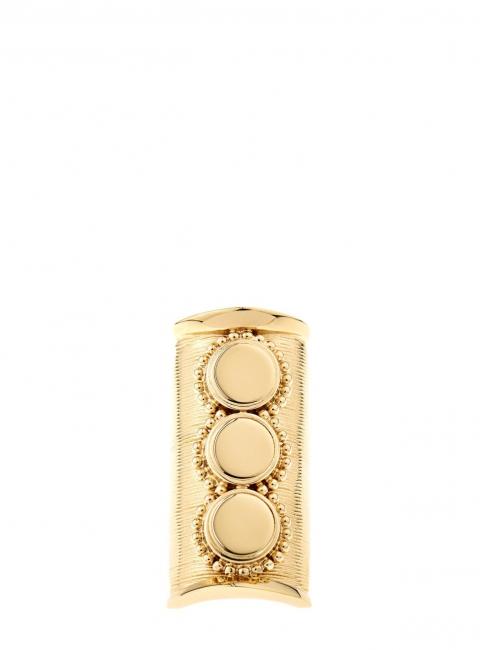 Bague longue DJILL en laiton doré à l'or fin Prix boutique 300€ Taille 54