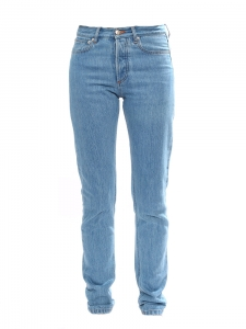 Light blue cotton denim high waist jeans NEW Retail price €160 Size XS