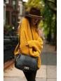 Chapeau Borsalino en feutre de laine marron noisette NEUF Px boutique 280€ Taille 56
