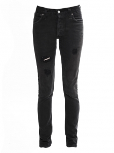 Black slim jeans NEW Retail price €260 Size 24 or XXS