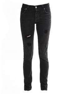 Jean slim noir NEUF Prix boutique 260€ Taille XXS