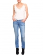 Jean slim bleu moyen Prix boutique 570€ Taille 34