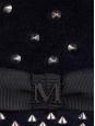 Chapeau Fedora SEAN en feutre bleu marine Prix boutique 565€ Taille L
