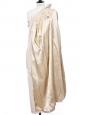 Trench long en gabardine beige Prix boutique environ 550€ Taille 36