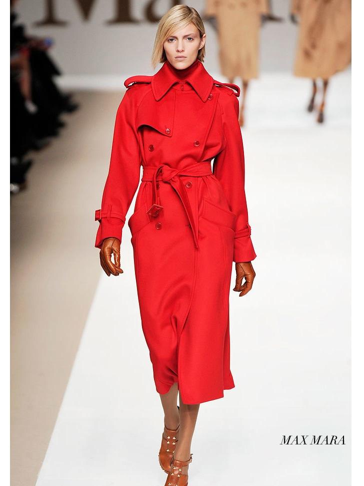 ... Manteau trench en laine et cachemire rouge cerise Prix boutique 1600€  Taille 38 ... b8638ca0f17c