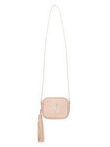 Pink leather MONOGRAM BLOGGER crossbody bag Retail price €750