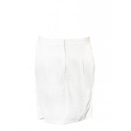 Jupe fluide taille basse blanc crème Prix boutique 300€ Taille 38