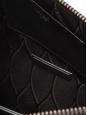 Pochette FIRE en cuir noir NEUVE Prix boutique 380€
