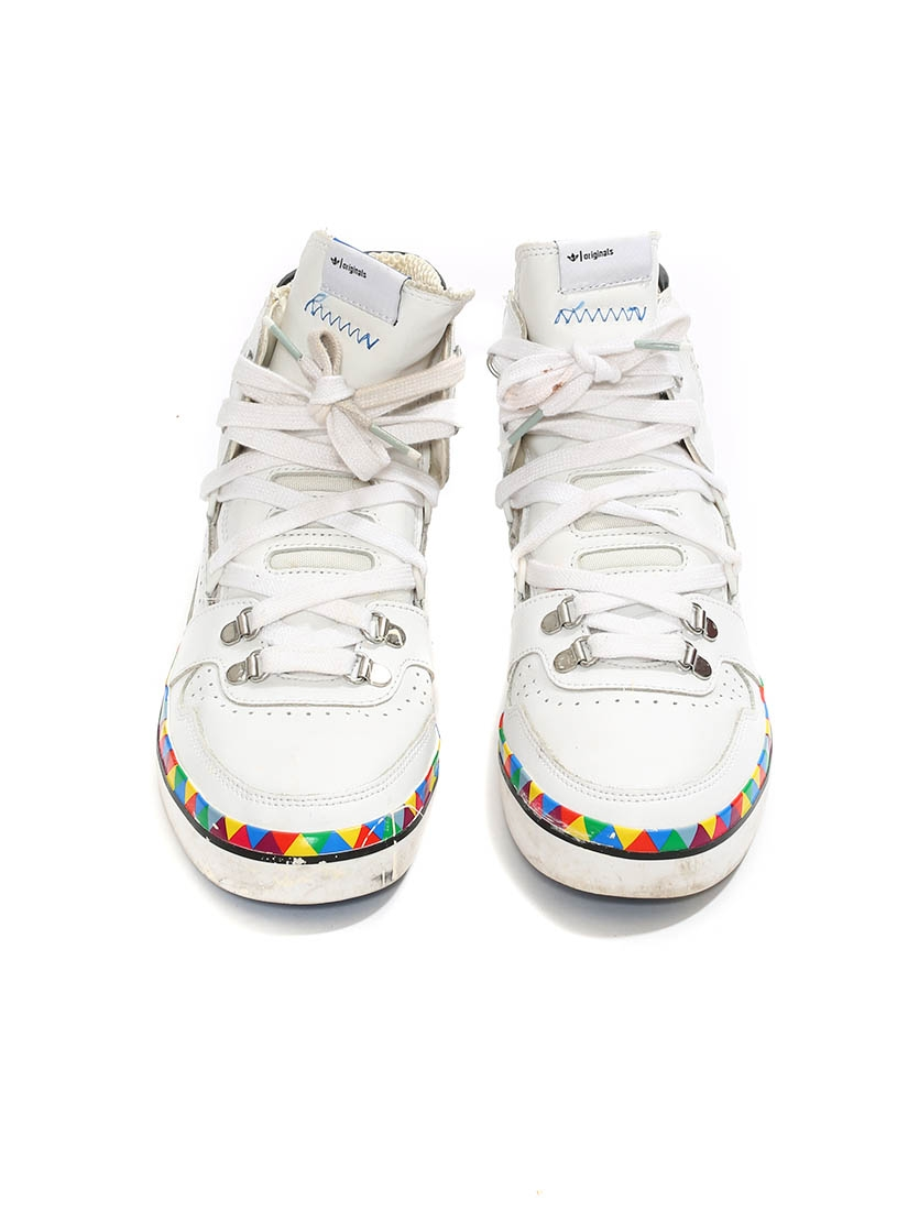 Louise Paris ADIDAS ORIGINALS Baskets montantes HARDLAND