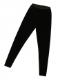 Pantalon legging en velours noir Prix boutique 1090€ Taille 36