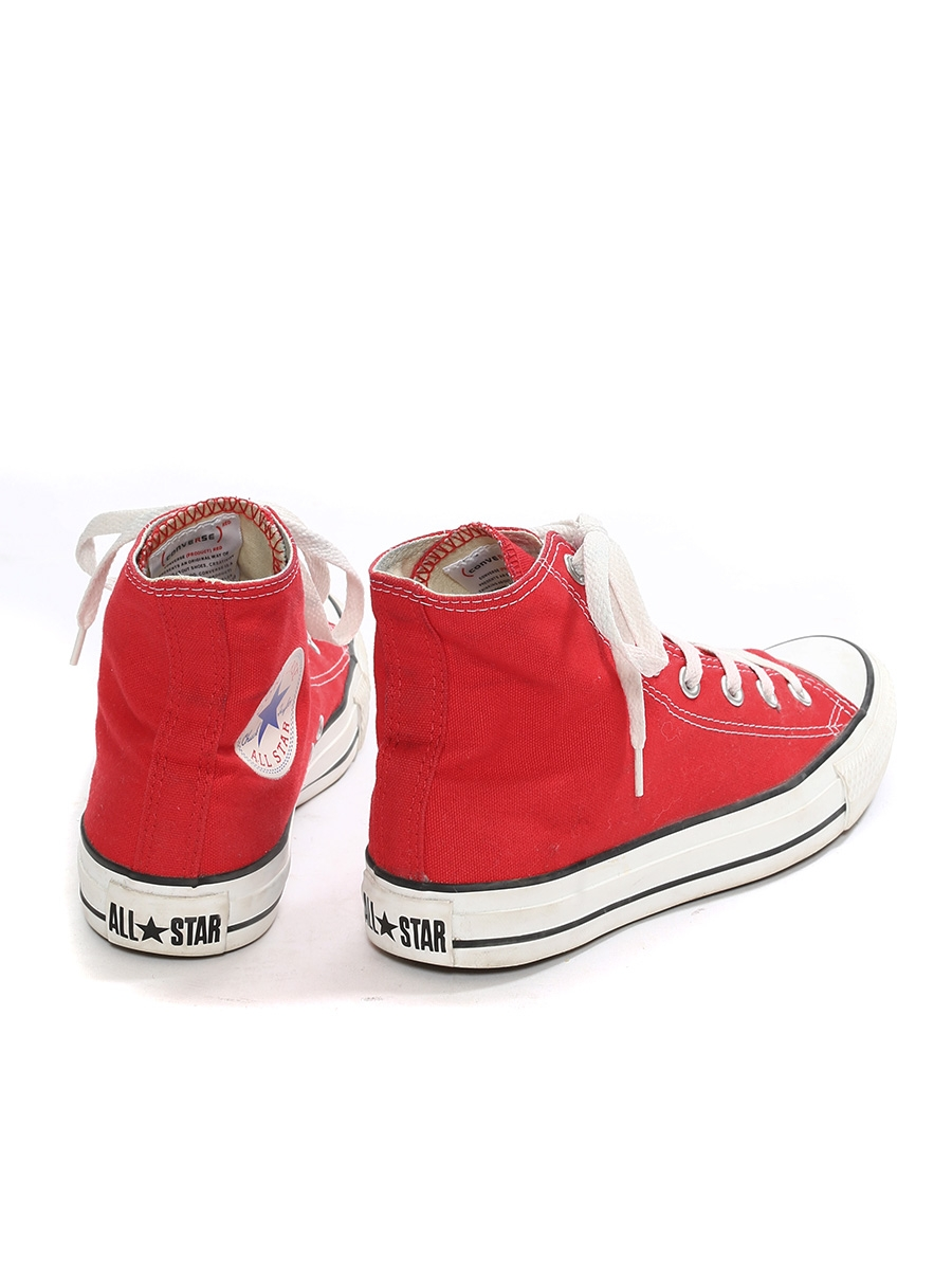 converse rouge taille 37