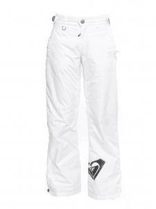 Pantalon de ski en sergé de polyester blanc Prix boutique 150€ Taille 36