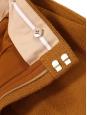 Short taille haute en tweed jaune moutarde Prix boutique 590€ Taille 36