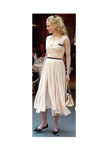 d2d6d71c6b ... White pleated silk chiffon draped dress Retail price €3000 Size 36 ...