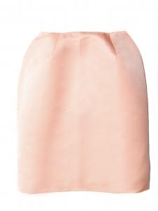 Jupe crayon en gazar de soie rose Prix boutique 950€ Taille 34