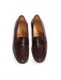 Mocassins ROEDEAN en cuir marron cognac Prix boutique 495€ taille 40