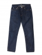 PETIT STANDARD Dark blue cotton denim jeans Retail price $210 Size 29