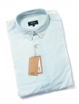 Light blue cotton Oxford shirt NEW Retail price €140 Size S