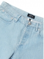 Washed blue cotton denim jeans NEW Retail price €160 Size 30