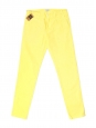 Lemon yellow cotton-twill tapered chino pants NEW Retail price €100 Size 30