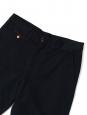 Pantalon chino BRIX en sergé de coton bleu marine NEUF Prix boutique 80€ Taille L