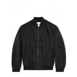 Black bomber jacket NEW Retail price €450 Size XL