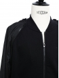 Veste blouson Teddy bi-matière NEUVE Prix boutique 395€ Taille XL