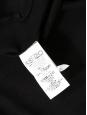 Black track jacket NEW Retail price €395 Size XL
