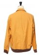 Ocher cotton jacket Retail price €205 Size M
