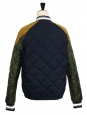 Tiger quilted varsity jacket NEW Retail price €490 Size XL