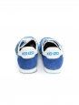 Baskets KENZO MOVE bleu de France NEUVES Prix boutique 195€ Taille 44