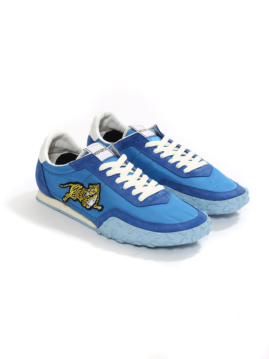 8fe3693bc766 ... Baskets KENZO MOVE bleu de France NEUVES Prix boutique 195€ Taille 44