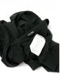 Dark green wool V neck sweater Retail price €490 Size 40