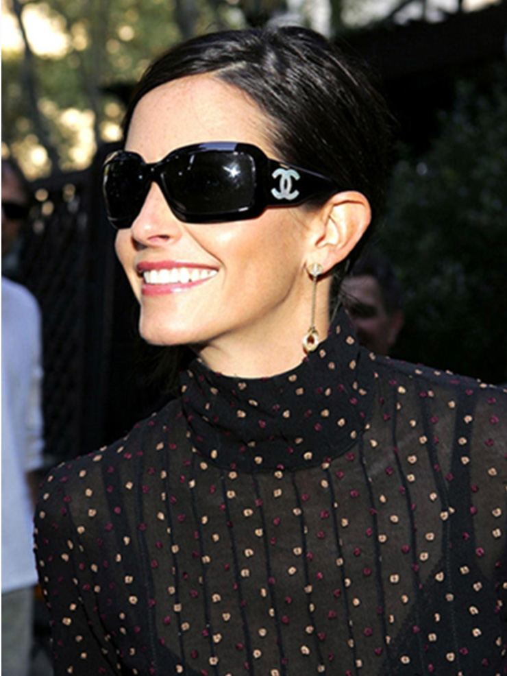 5839315a06a26 ... Brown tortoiseshell and mother of pearl 5076H sunglasses Retail price  €220 ...